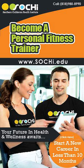 Become a Personal Fitness trainer